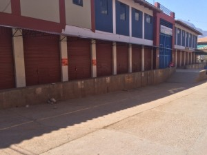 Urubamba Closed Shops