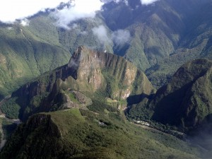 Machu Picchu from Above