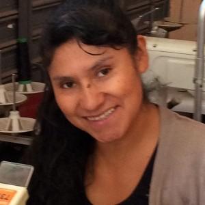 Elsa from Urubamba Peru