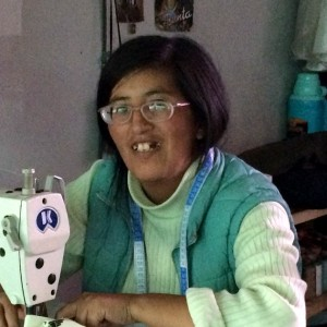 Senora Luzmarina from Urubamba