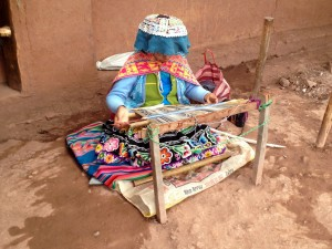 sacred valley local craftsperson