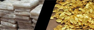 Salt versus Gold